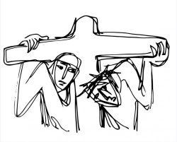 Compartir la cruz